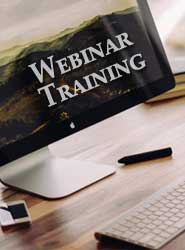 Online Environmental Webinar Training