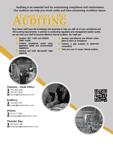 Compliance and ISO Auditing Services
