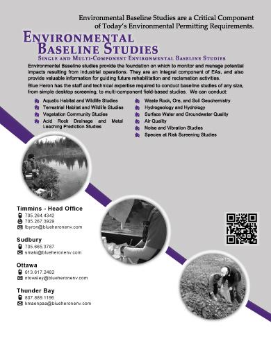 Environmental Baseline Studies