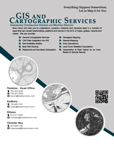 GIS & Cartographic Services