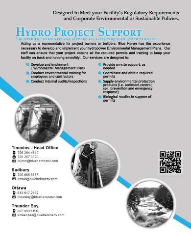 Hydro Power Development Project Support