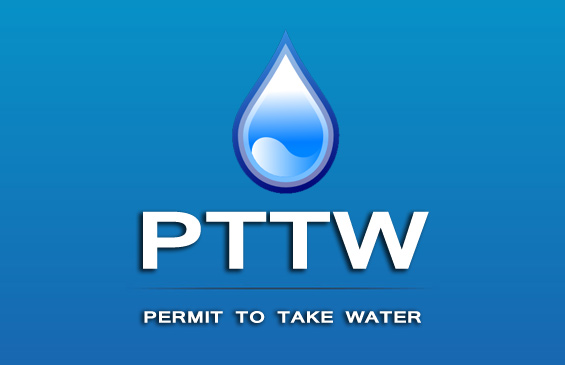 Permit to Take Water PTTW