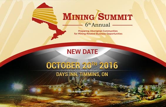 NADF 6th Annual Mining Summit