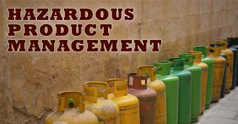 Hazardous Product Management