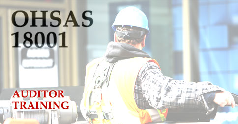 OHSAS 18001 Health and Safety Management