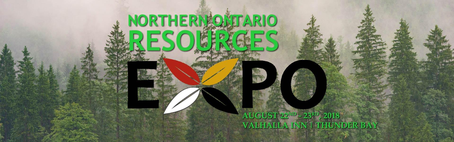 Northern Ontario Resource Expo