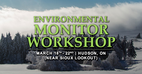 Environmental Monitor Workshop