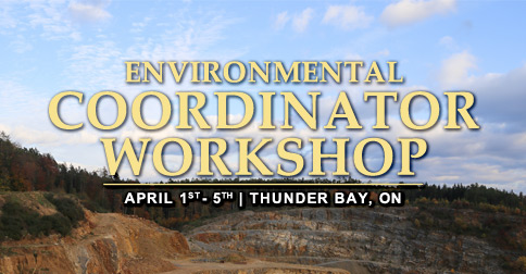 Environmental Coordinator Workshop