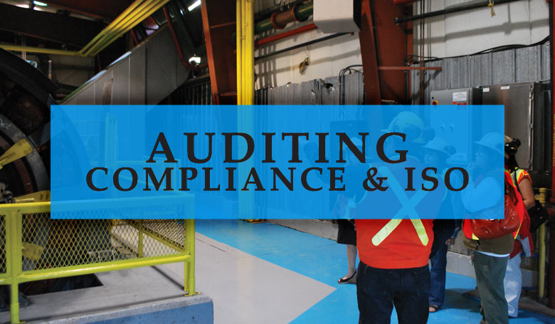 Compliance and ISO Auditing