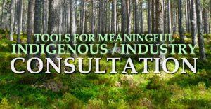 Zhashagi - Indigenous/Industry Consultation Workshop