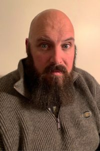 Brad Cole, Senior Environmental Specialist