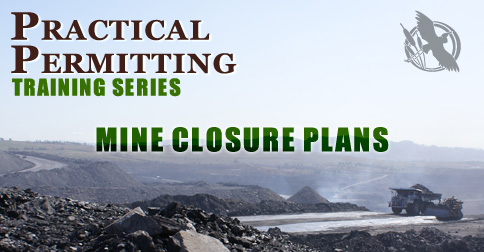 Mine Closure Plans