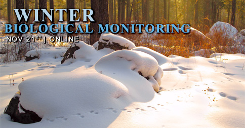 Winter Biological Monitoring
