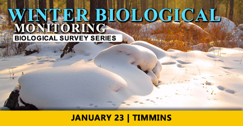 Winter Biological Monitoring