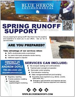 Spring Runoff Flyer