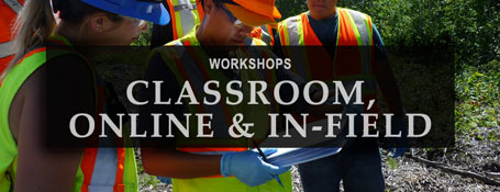environmental training workshop courses