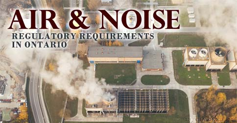 Air and Noise Regulatory Requirements in Ontario