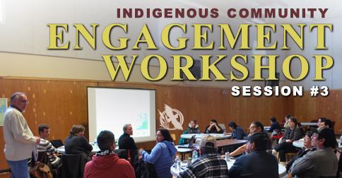 indigenous community engagement-workshop