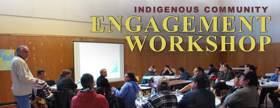 indigenous community engagement-workshop-series