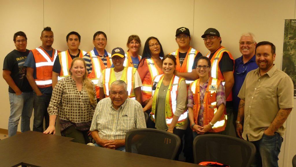 Naotkamegwanning First Nation Group Photo