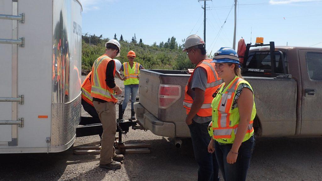 Spill Training Preparation
