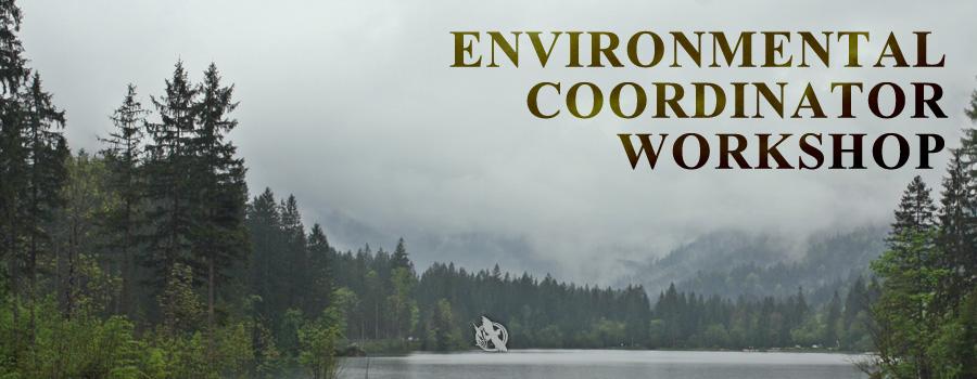 Environmental Coordinator Workshop