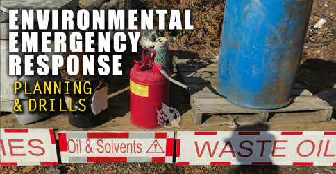 Environmental Emergency Response Planning and Drills Workshop